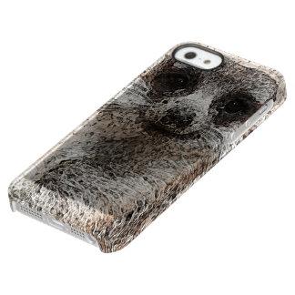 abstraktes Tier - Meerkat Permafrost® iPhone SE/5/5s Hülle