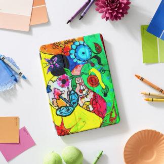 Abstraktive Blume iPad Pro Cover