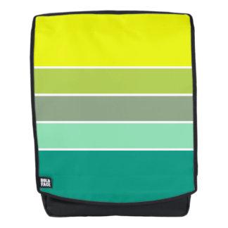 Abstufungens-Farbpalette 001 Rucksack