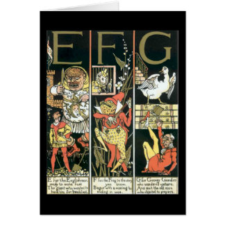 Absurdes EFG Karte