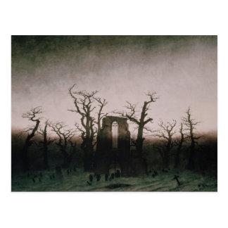 Abtei im Eichenholz, 1810 Postkarte