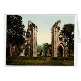 Abtei, St Joseph Kapelle I, Glastonbury Karte