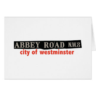 Abtei-Straße Westminster Karte