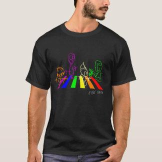 Abtei-Straßen-Gefühle T-Shirt