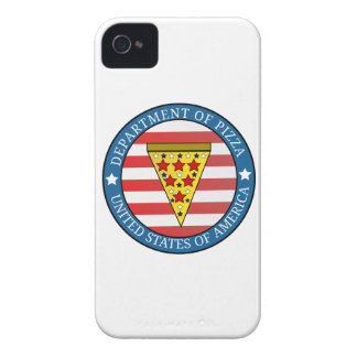 Abteilung der Pizza iPhone 4 Case-Mate Hüllen
