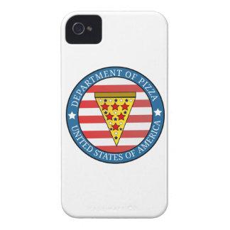 Abteilung der Pizza iPhone 4 Hülle