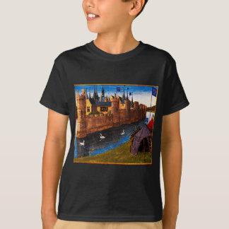 Abteilung des Königreiches von Clotaire Jean T-Shirt