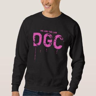 Abteilung des Mädchen-Codes sind wir das Gesetz Sweatshirt