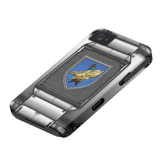 Abteilung Spezielle Operationen [DSO] iPhone 4 Case-Mate Hülle