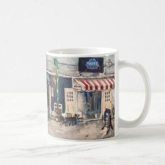 Abteilungs-Straße, Kelleys Insel-Tasse Kaffeetasse
