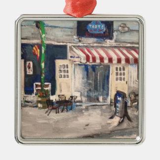Abteilungs-Straße, Kelleys Silbernes Ornament