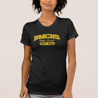 Abteilungs-T-Stück des Damen-Schmutz-BMCHS Ath T-Shirt