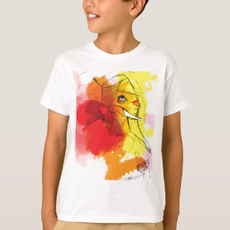 abtract Ganesha Malereien T-Shirt