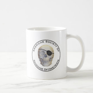 Abtrünnige Optometriker Kaffeetasse