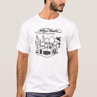 Abu Dhabi großartiges Moscheen-Shirt T-Shirt
