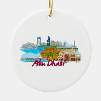 Abu Dhabi - Saudi-Arabien Keramik Ornament