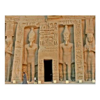 Abul Simbel (1) Postkarte