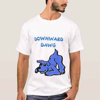 ABWÄRTS KUMPEL T-Shirt