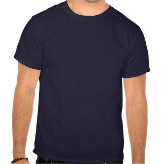 Abwärts Sledding Tshirts