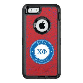 Abzeichen des Chi-Phi-| OtterBox iPhone 6/6s Hülle