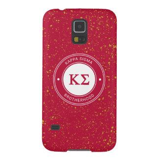Abzeichen des Kappa-Sigma-| Samsung S5 Hüllen