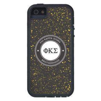 Abzeichen des Phi-Kappa-Sigma-| iPhone 5 Schutzhülle