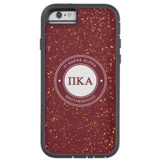 Abzeichen des PU-Kappa-Alpha-| Tough Xtreme iPhone 6 Hülle