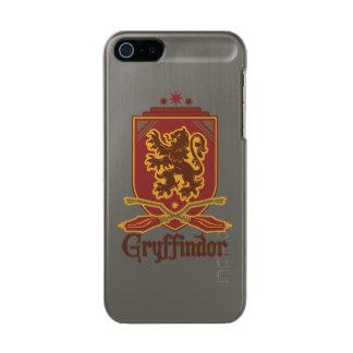 Abzeichen Harry Potter   Gryffindor QUIDDITCH™ Incipio Feather® Shine iPhone 5 Hülle
