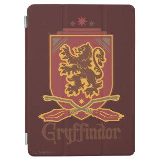 Abzeichen Harry Potter | Gryffindor QUIDDITCH™ iPad Air Hülle
