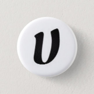 Abzeichen Runder Button 2,5 Cm