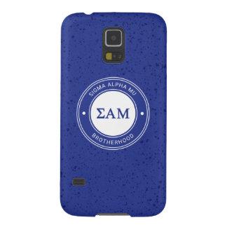 Abzeichen Sigma-Alpha-MU | Galaxy S5 Cover