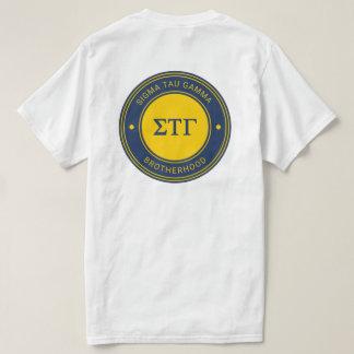 Abzeichen Sigmatau-Gamma-| T-Shirt