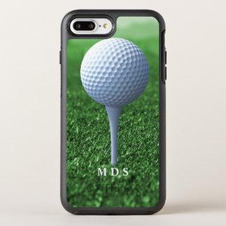 Abzweigen weg vom grünen Otterbox des Golfspielers OtterBox Symmetry iPhone 8 Plus/7 Plus Hülle