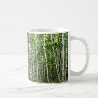Acadia-Birken Kaffeetasse