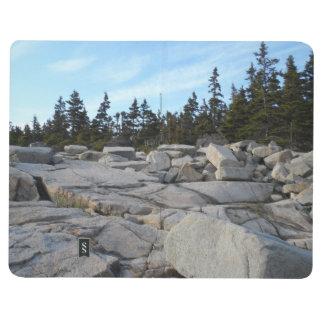 Acadia-Nationalpark, Maine Taschennotizbuch