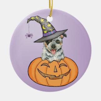 ACD Halloween Keramik Ornament