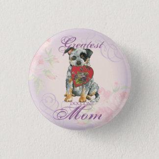 Acd-Herz-Mamma Runder Button 2,5 Cm