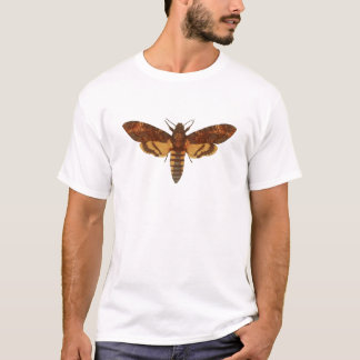 AcherontiaLachesis - Tod-köpfiges Hawkmoth T-Shirt