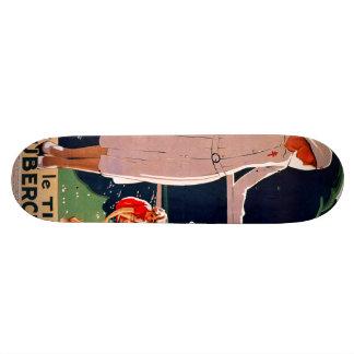 Achetez le Timbre antituberculeux Skateboard Brett