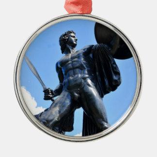 Achilleus Silbernes Ornament