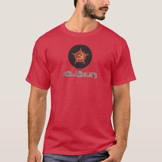 Achsen- u. Verbündet-.org-Sowjet Roundel Rot-T - T-Shirt