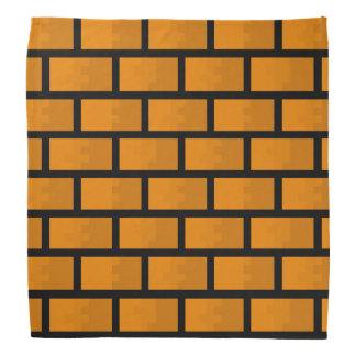 Acht Bit-Backsteinmauer Halstuch
