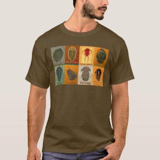 Acht Fossil Trilobites T-Shirt