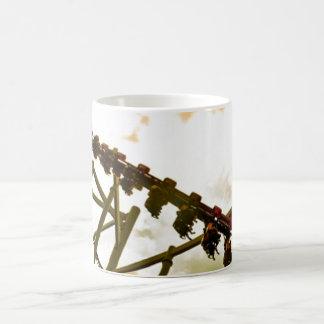 Achterbahn Kaffeetasse
