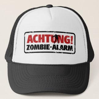 Achtung! Zombie-Alarm Truckerkappe