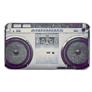 Achtzigerjahre Gettobläser Case-Mate iPod Touch Case