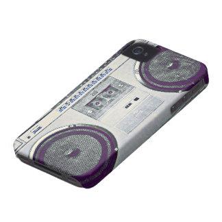 Achtzigerjahre Gettobläser Case-Mate iPhone 4 Hülle