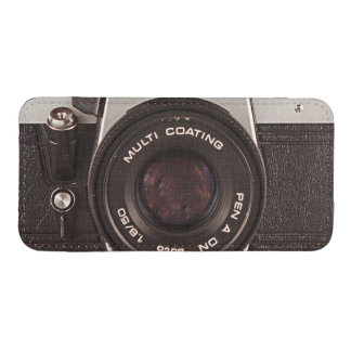 Achtzigerjahre Kamera Handytasche