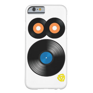 Achtzigerjahre Retro Vinylaufzeichnung iPhone 6 Barely There iPhone 6 Hülle