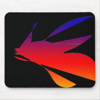 Achtzigerjahre Sonnenuntergang Mousepad